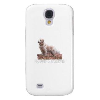 Golden Retriever Galaxy S4 Covers