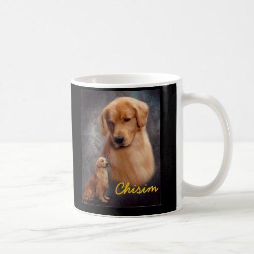 Golden Retriever Chisim Mug