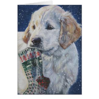 Golden Retriever Christmas Greeting Cards | Zazzle