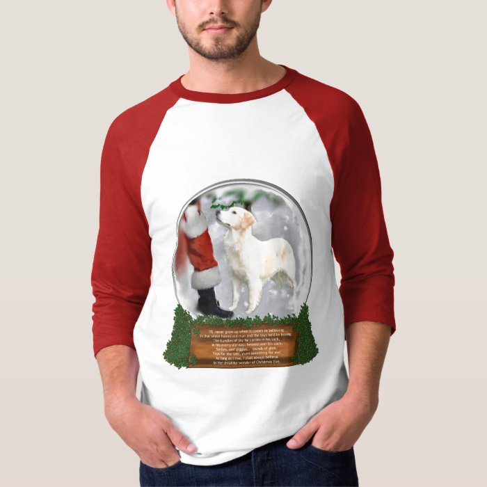 Golden Retriever Christmas Gifts T-Shirt