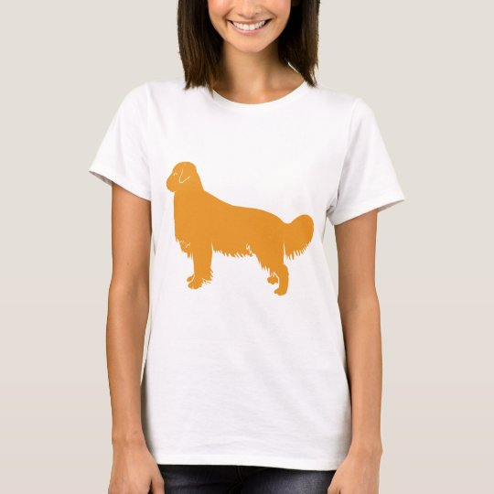 Golden Retriever Classic Profile T-Shirt