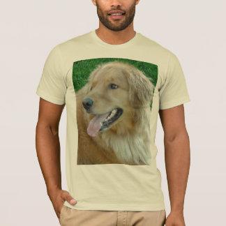 Golden Retriever Close-up T-Shirt