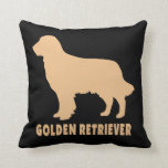 Golden retriever cojines