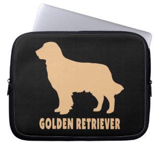 Golden Retriever Computer Sleeve