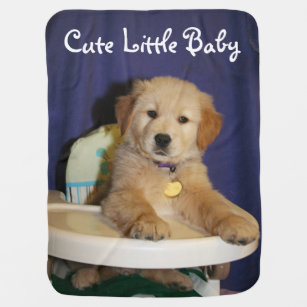 Golden Retriever Blankets Amp Throws Zazzle