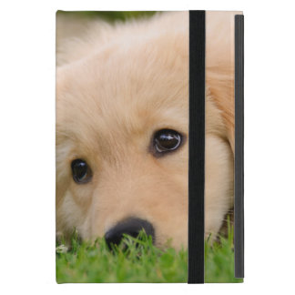 Golden Retriever Cute Puppy Dreaming - Protection iPad Mini Covers