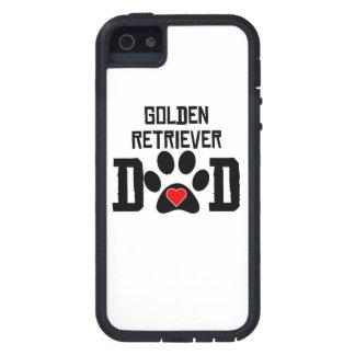 Golden Retriever Dad Case For iPhone 5