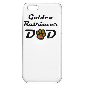 Golden Retriever Dad Case For iPhone 5C