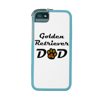 Golden Retriever Dad Cover For iPhone 5