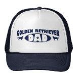 Golden Retriever Dad Hats