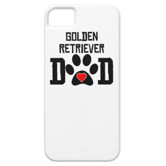 Golden Retriever Dad iPhone 5/5S Covers