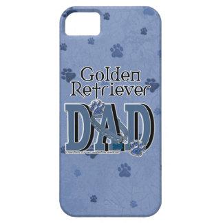 Golden Retriever DAD iPhone 5 Case