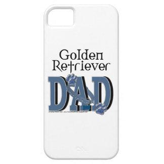 Golden Retriever DAD iPhone 5 Cases
