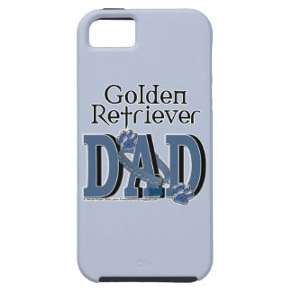 Golden Retriever DAD iPhone 5 Cover