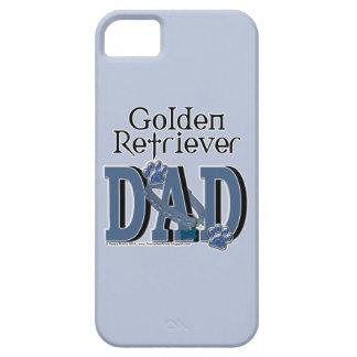 Golden Retriever DAD iPhone 5 Covers