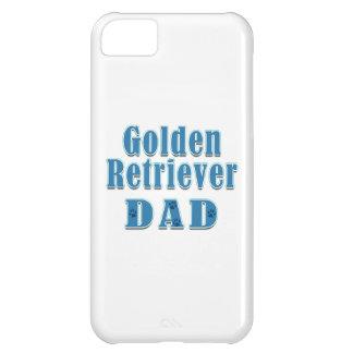 Golden Retriever Dad iPhone 5C Case