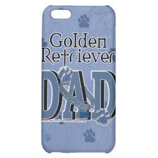 Golden Retriever DAD iPhone 5C Cases