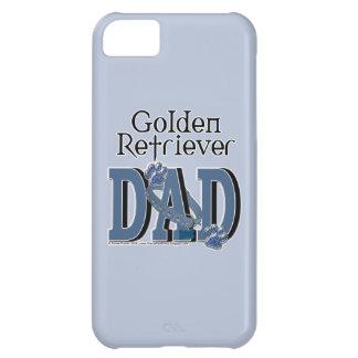 Golden Retriever DAD iPhone 5C Cover