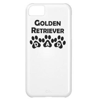 Golden Retriever Dad iPhone 5C Covers