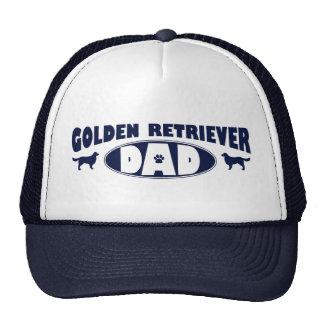 Golden Retriever Dad Trucker Hat