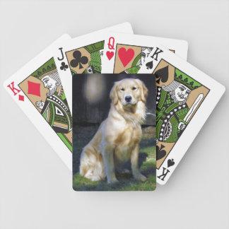 Golden Retriever Deck of Cards