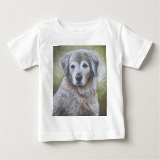 Golden Retriever Design Infant T-shirt