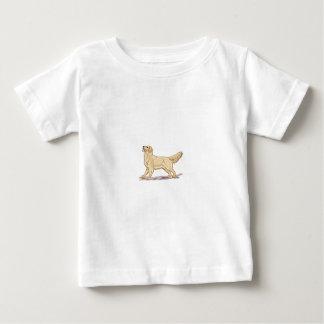 Golden Retriever Dog Baby T-Shirt