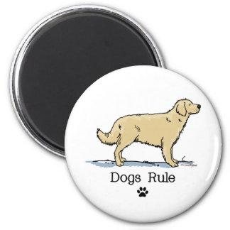Golden Retriever - dog breed Magnet