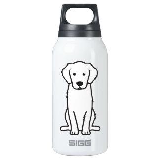 Golden Retriever Dog Cartoon SIGG Thermo 0.3L Insulated Bottle