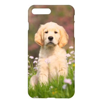 Golden Retriever Dog Cute Goldie Puppy Cover