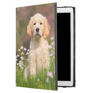 Golden Retriever Dog Cute Goldie Puppy  protect iPad Pro Case