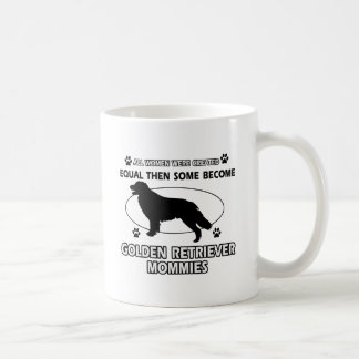 Golden Retriever dog designs Coffee Mug