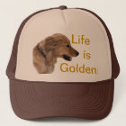 Golden Retriever Dog Hat