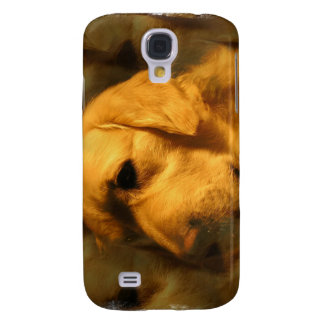 Golden Retriever Dog iPhone 3G Case Galaxy S4 Case