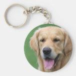 Golden Retriever dog keychain, gift idea