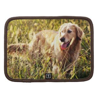 Golden Retriever Dog Planners