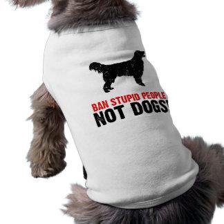 Golden Retriever Dog T Shirt