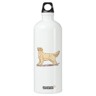 Golden Retriever Dog SIGG Traveler 1.0L Water Bottle