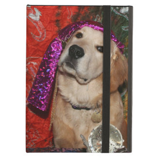 Golden Retriever Fortune Teller Case For iPad Air