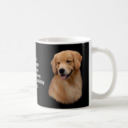 Golden Retriever Frisco Mug