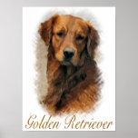Golden Retriever Gifts Art Print