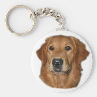 Golden Retriever Gifts Key Chain