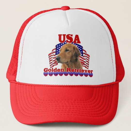 Golden Retriever Gifts Trucker Hat