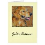 Golden Retriever Greeting Cards