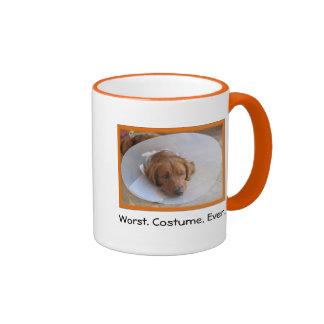 Golden Retriever Halloween Mug