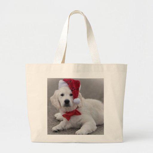 Golden Retriever Handbag Tote Bag