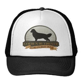 Golden Retriever Hats