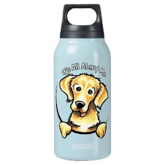 Golden Retriever IAAM Insulated Water Bottle