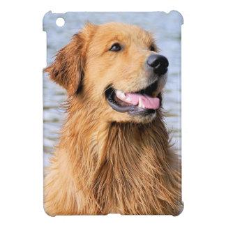 Golden Retriever iPad Mini Cases