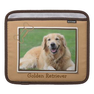 Golden Retriever Ipad Sleeve